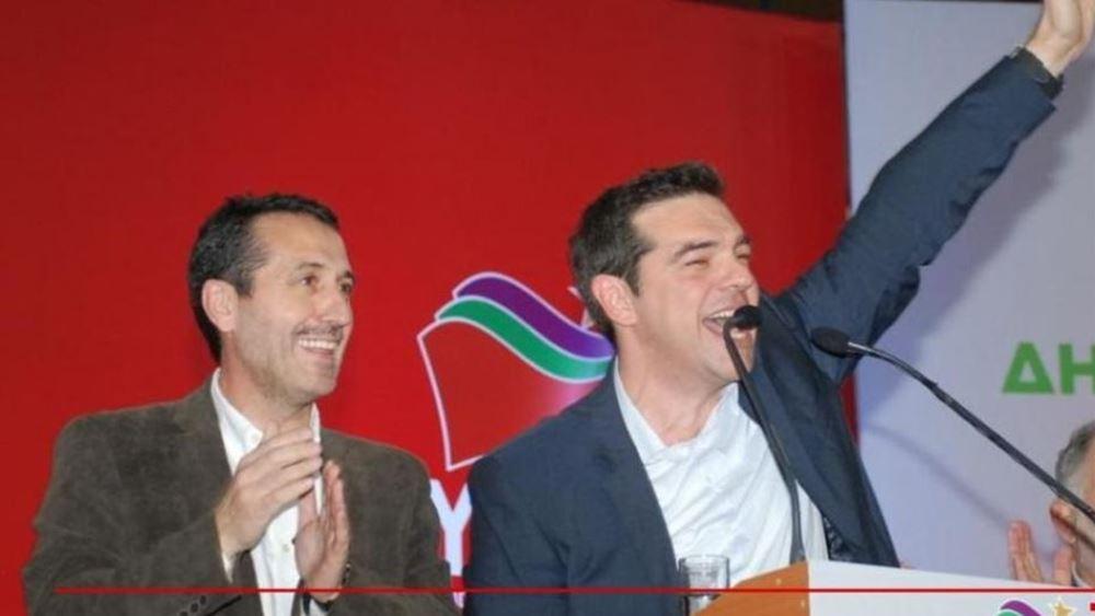Χυδαία επίθεση υποψήφιου βουλευτή του ΣΥΡΙΖΑ στον πρωθυπουργό