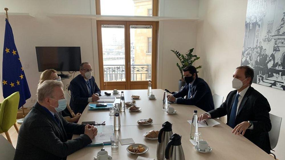Η νέα ΚΑΠ και η προστασία των ελληνικών προϊόντων στο επίκεντρο των επαφών του Σπ. Λιβανού στις Βρυξέλλες