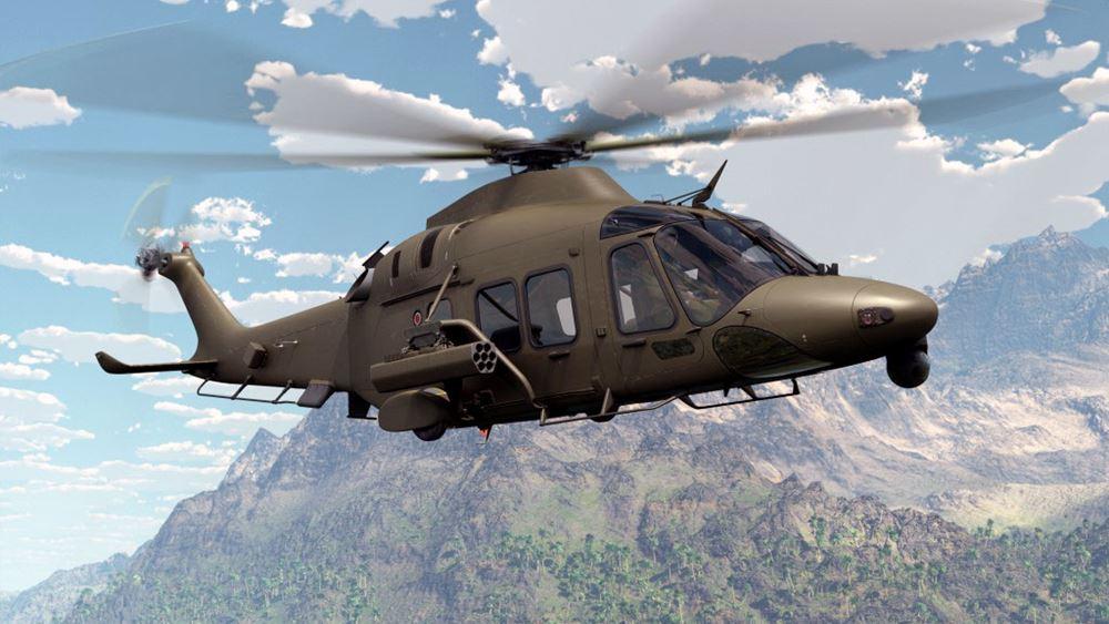 Η Αυστρία αγοράζει από την Ιταλία 18 ελικόπτερα Leonardo πολλαπλών χρήσεων