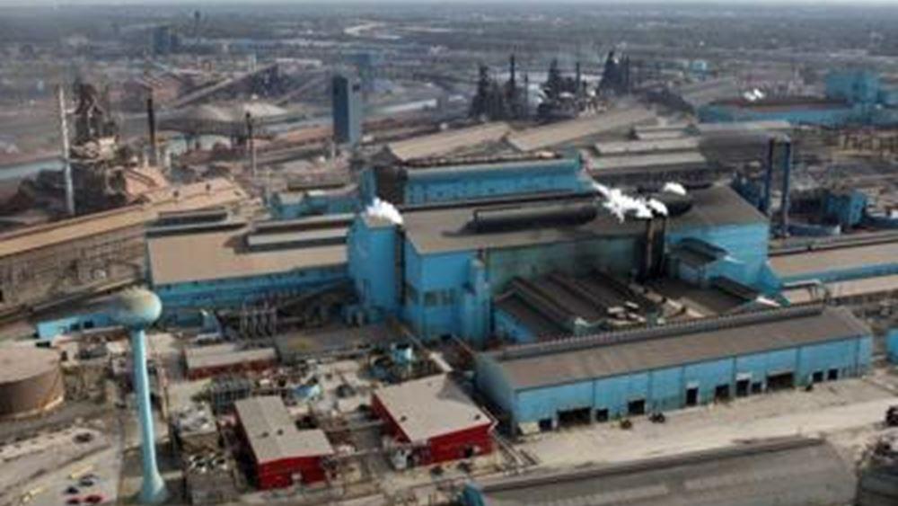 US Steel: Ξεπέρασαν τις προσδοκίες της αγοράς τα αποτελέσματα τριμήνου