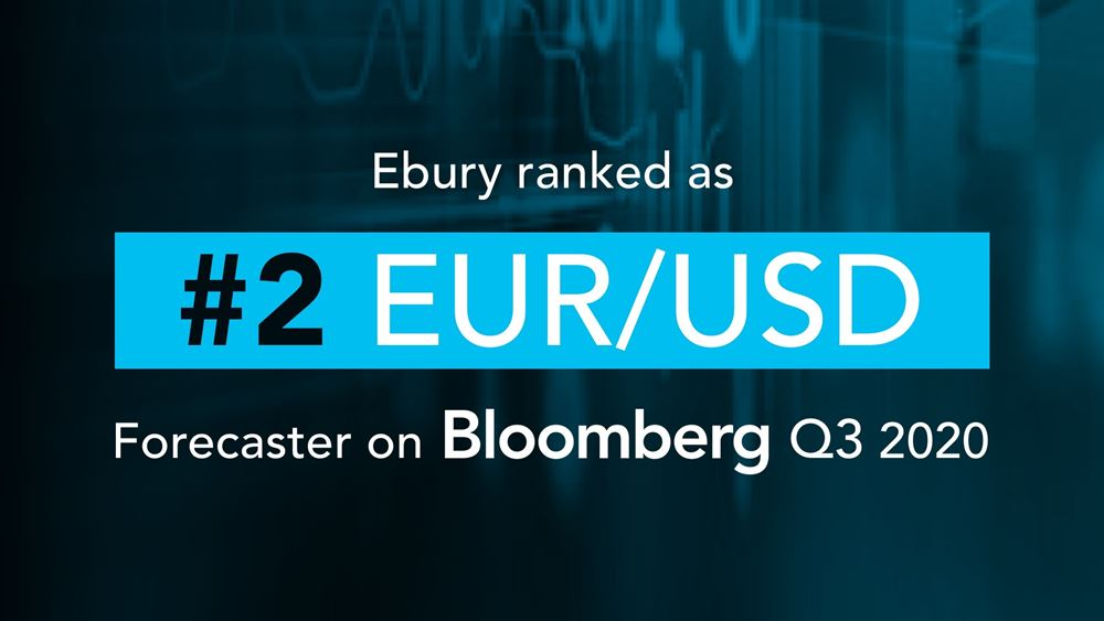 Η Ebury στη δεύτερη θέση του Bloomberg