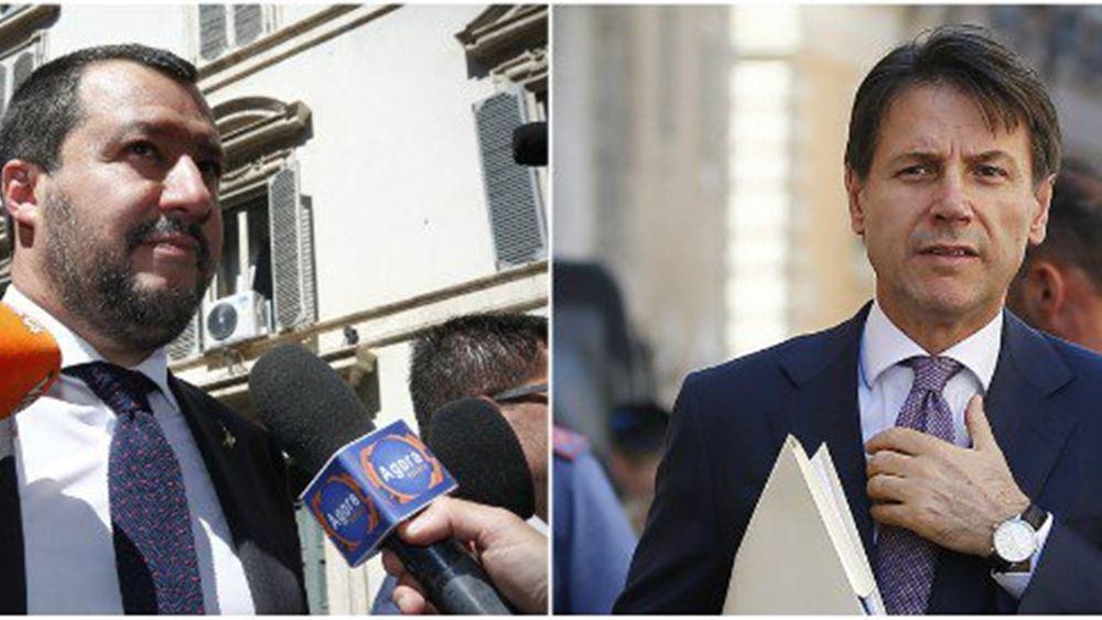 Ιταλία: Στις 20 Αυγούστου θα απευθύνει ομιλία στη Γερουσία ο πρωθυπουργός Κόντε