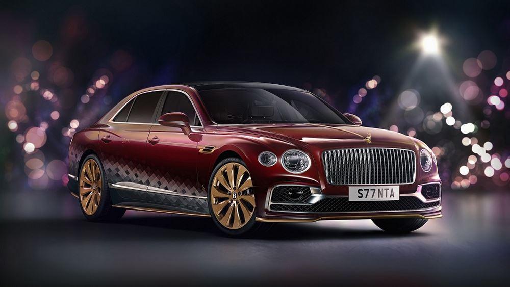Μια μοναδική Bentley για την Πρωτοχρονιά