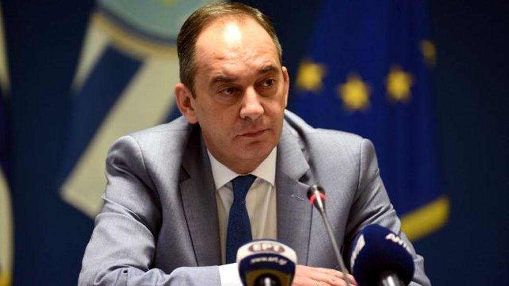 Πλακιωτάκης: Θα αλλάξουν όλα με στόχο τη βελτίωση της ανταγωνιστικότητας του εθνικού νηολογίου