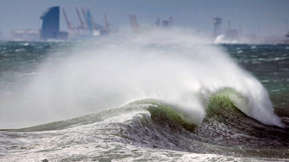 Τουλάχιστον 3 νεκροί από την καταιγίδα Γκλόρια στην Ισπανία