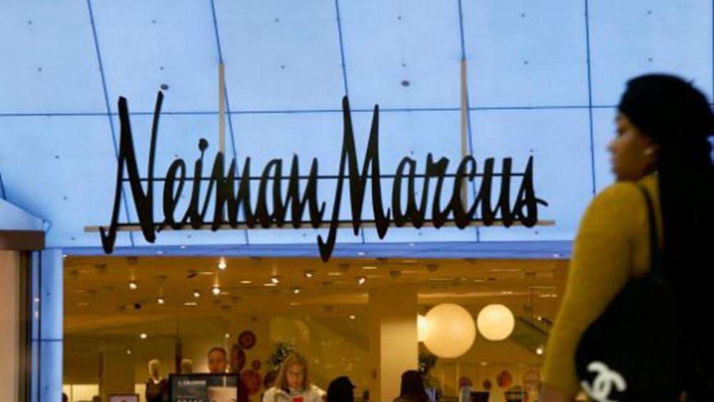 Reuters: Προ των πυλών χρεοκοπία για τη Neiman Marcus εντός εβδομάδας