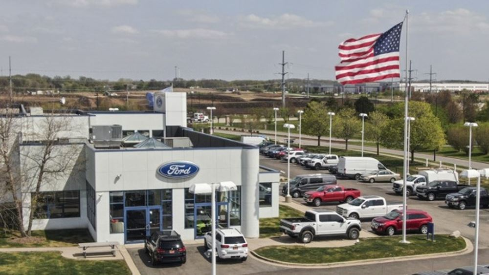 Ford: Δημιουργία 11.000 θέσεων εργασίας στο πλαίσιο επένδυσης 11,4 δισ. δολαρίων
