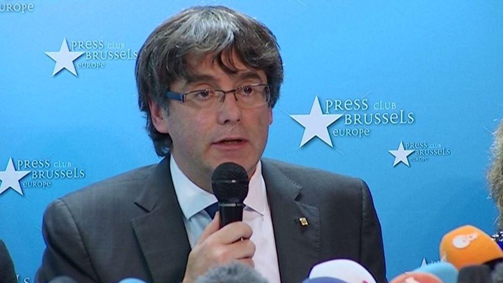 Ισπανία: Ο Πουτζδεμόν έχει το δικαίωμα να θέσει υποψηφιότητα στις ευρωεκλογές, έκρινε το Ανώτατο Δικαστήριο