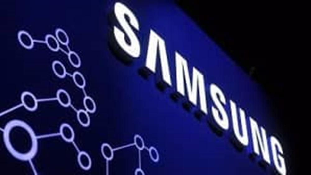 Υποχώρησαν κατακόρυφα τα κέρδη της Samsung Electronics