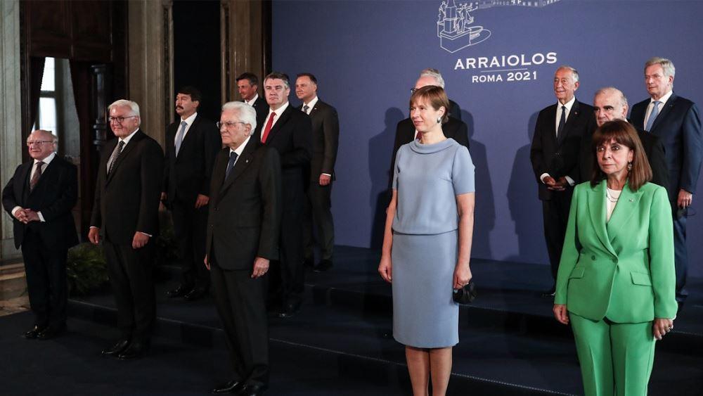 Κ. Σακελλαροπούλου: Η Ευρώπη πρέπει να διασφαλίσει τον ηγετικό της ρόλο παγκοσμίως