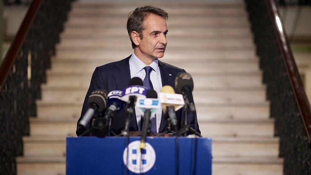 Κ. Μητσοτάκης: Είμαστε αποφασισμένοι να μην βρεθεί ξανά η αγορά σε συνθήκες γενικού lockdown