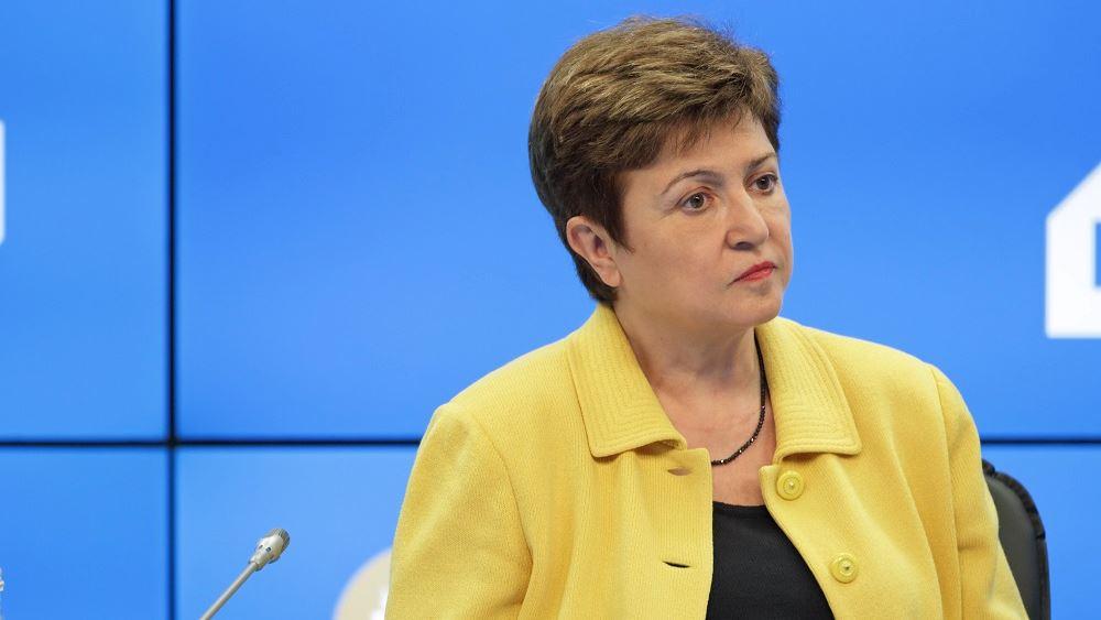 Συνεδριάζει εκ νέου αύριο το συμβούλιο του ΔΝΤ για την υπόθεση της Γκεοργκίεβα