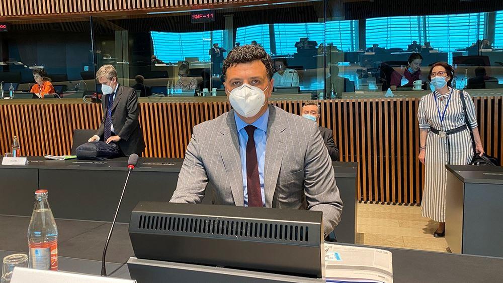 Στο Συμβούλιο Υπουργών Υγείας της Ε.Ε. ο Βασίλης Κικίλιας