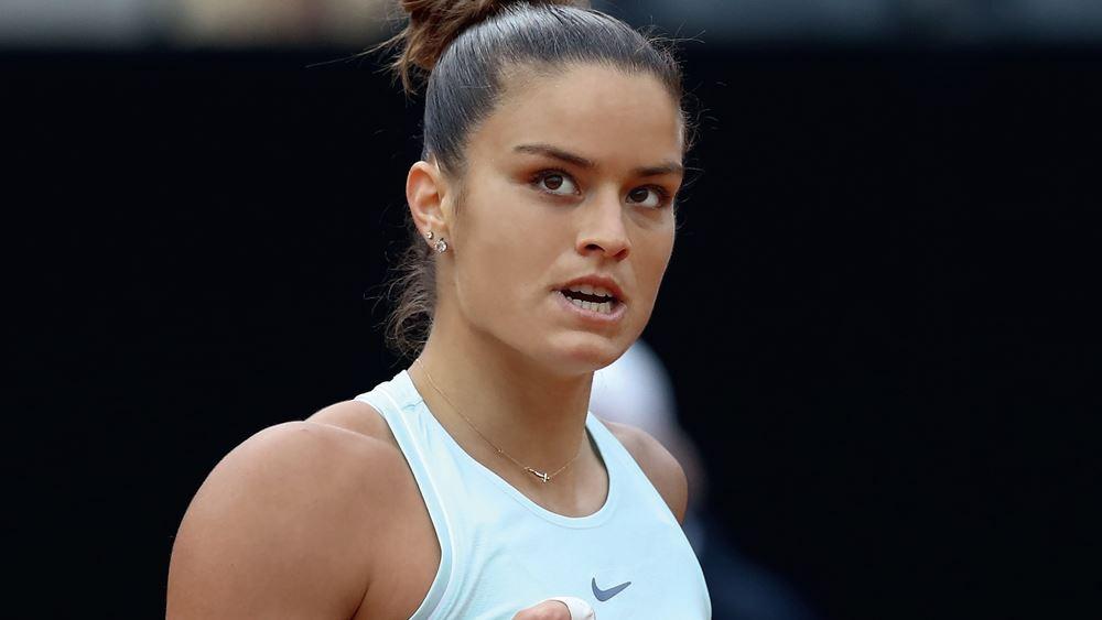 Μαρία Σάκκαρη: Έμεινε εκτός τελικού του US Open