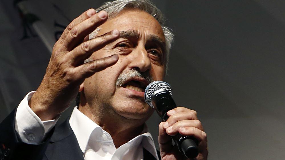 """Ακιντζί: Δεν τίθεται θέμα """"προεδρικών εκλογών"""" νωρίτερα"""