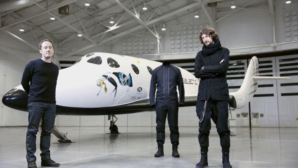 Η Boeing ετοιμάζει επένδυση 20 εκατ. δολαρίων στην Virgin Galactic του Branson