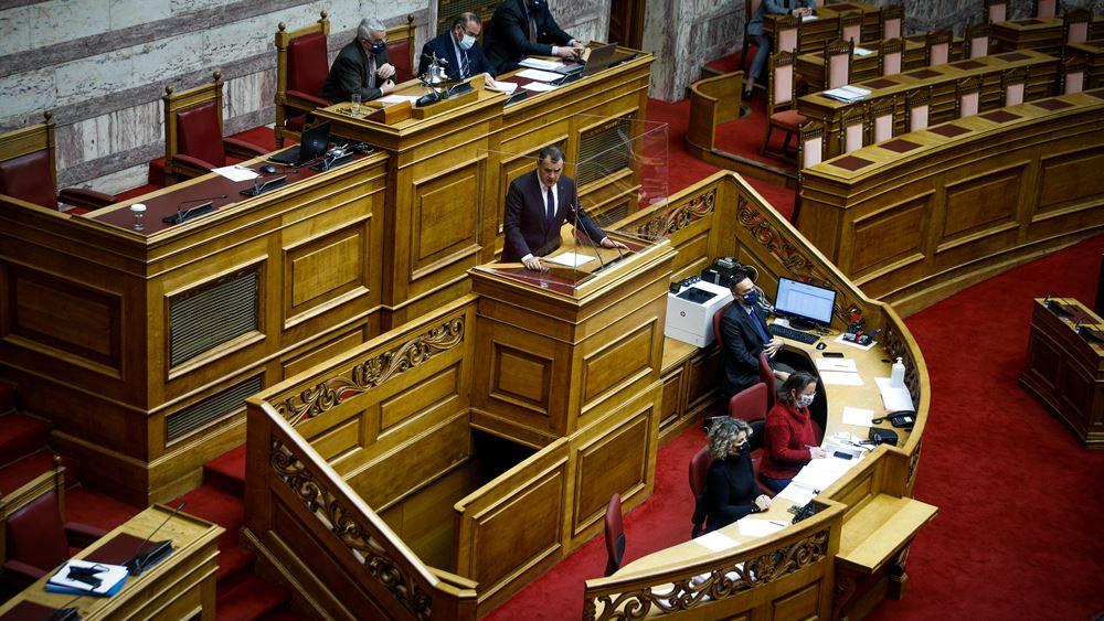Νομοσχέδιο για τα Rafale. Οι τοποθετήσεις των κοινοβουλευτικών εκπροσώπων στη Βουλή