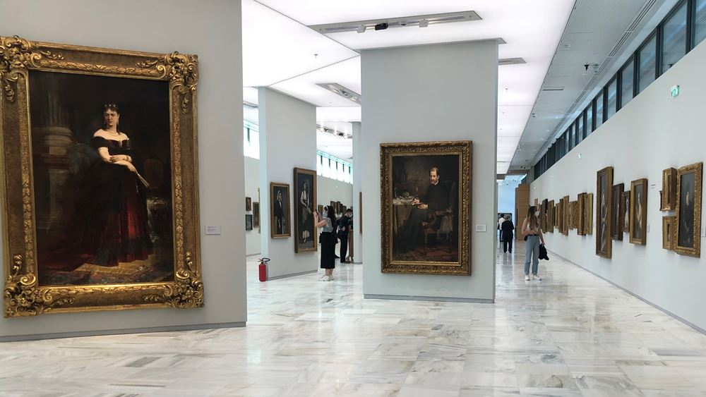 Με μέτρα προστασίας άνοιξαν πάλι σήμερα όλα τα μουσεία της χώρας