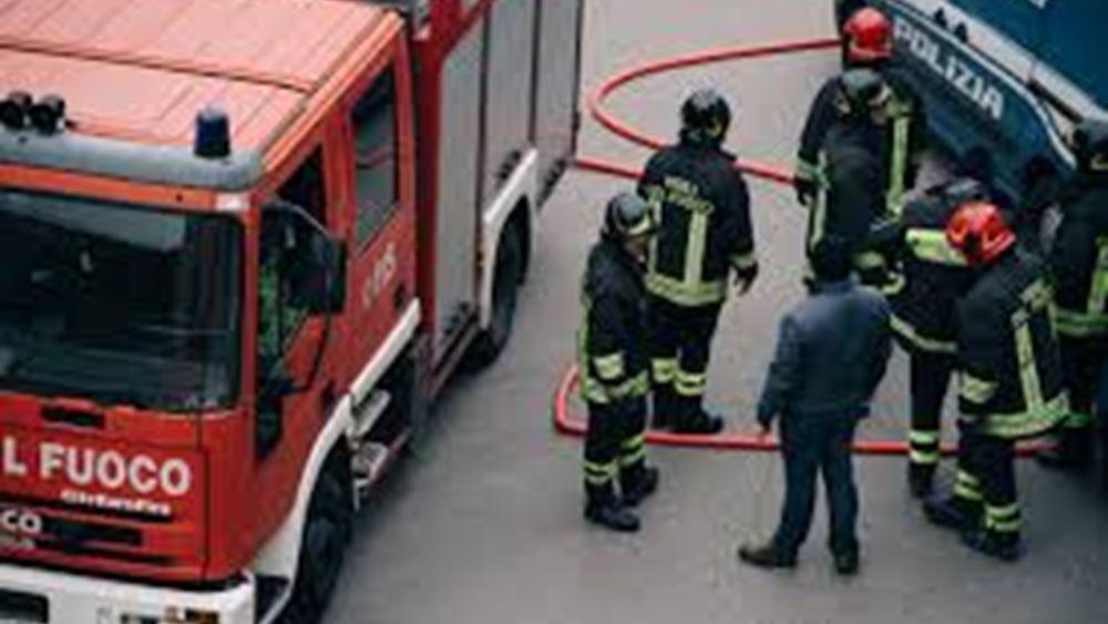 Ιταλία: Φωτιά στη Φλωρεντία προκαλεί χάος στους σιδηροδρόμους και τους ταξιδιώτες
