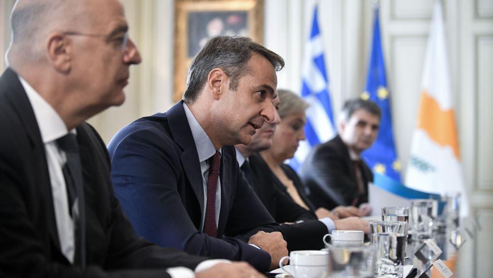 Οι επόμενες κινήσεις της κυβέρνησης, με στόχο τη διεθνή απομόνωση της Άγκυρας