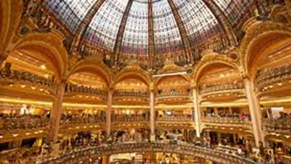 Παρίσι: Επαναλειτουργεί από αύριο το πολυκατάστημα των Galeries Lafayette