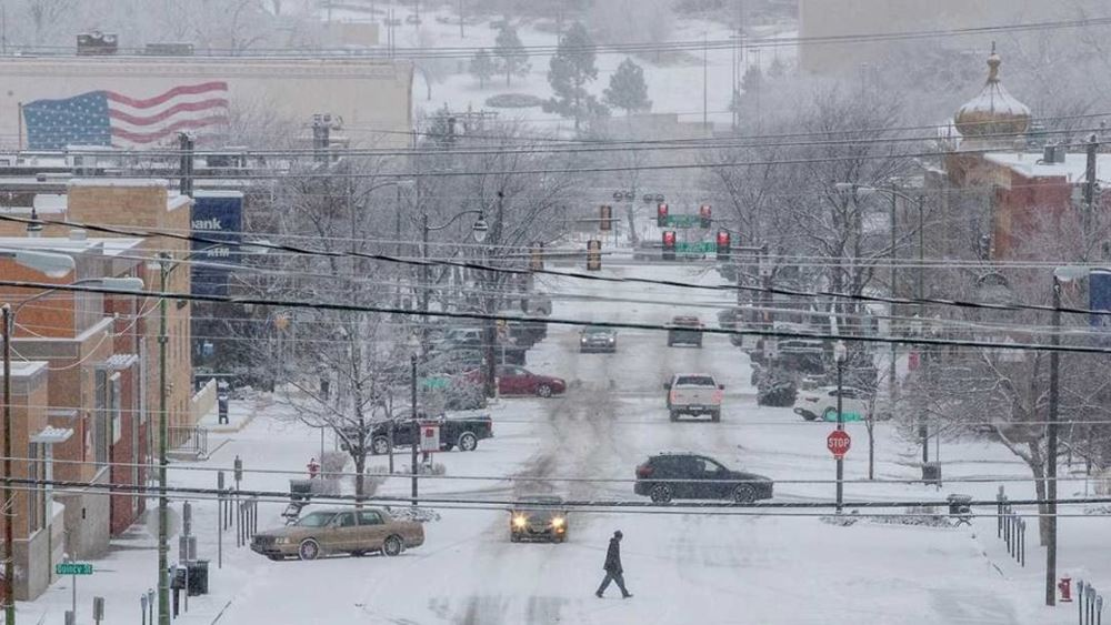 ΗΠΑ: Έφτασε στην Λουιζιάνα ο κυκλώνας Λόρα