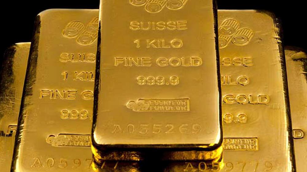 Πτώση για τον χρυσό μετά τα στοιχεία για το αμερικανικό ΑΕΠ