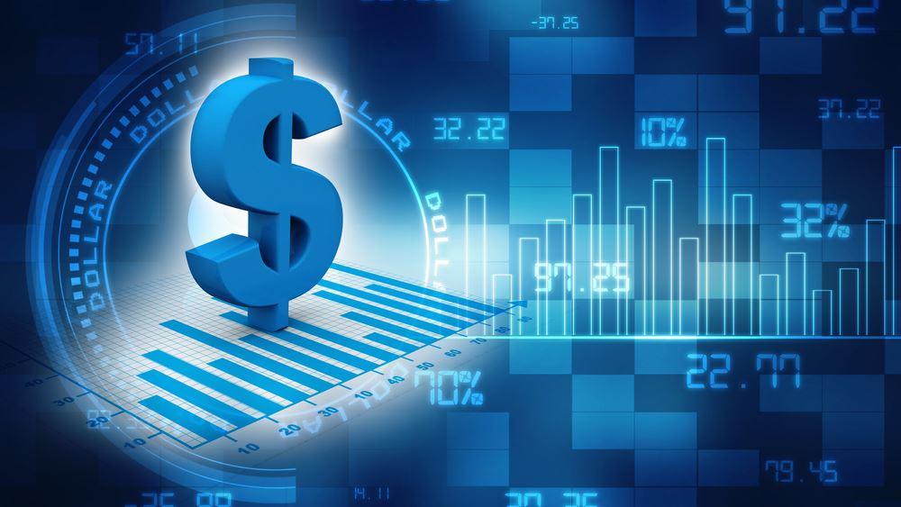 ΗΠΑ: Στο 2,2% η ανάπτυξη του ΑΕΠ το δ΄ τρίμηνο