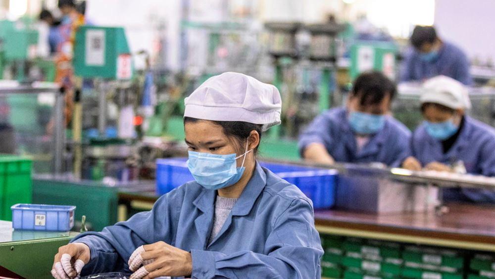 Κίνα: Αυξήθηκαν τον Ιούνιο εισαγωγές και εξαγωγές