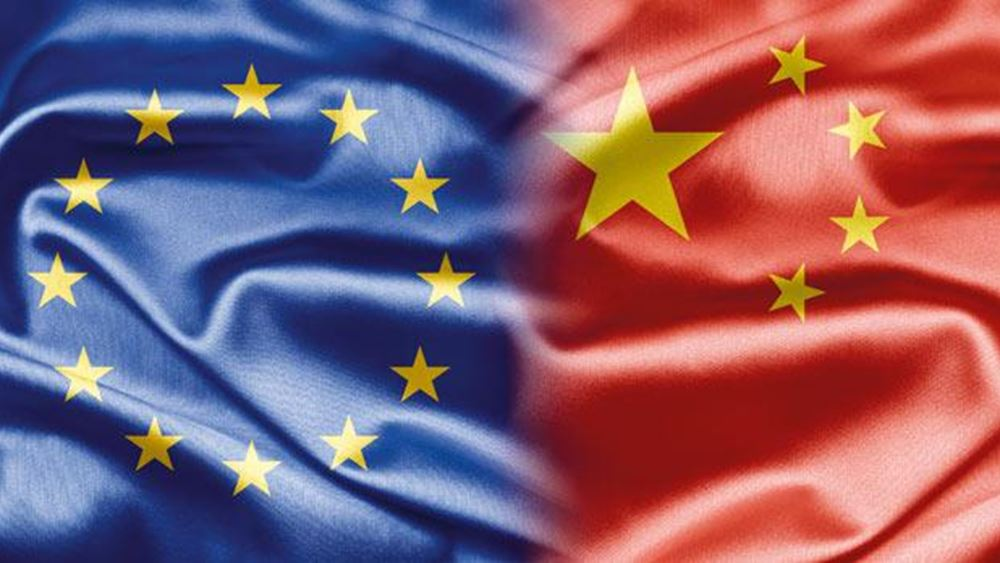 EU agreement with China on protection of geographical indication products, including Greek ones
