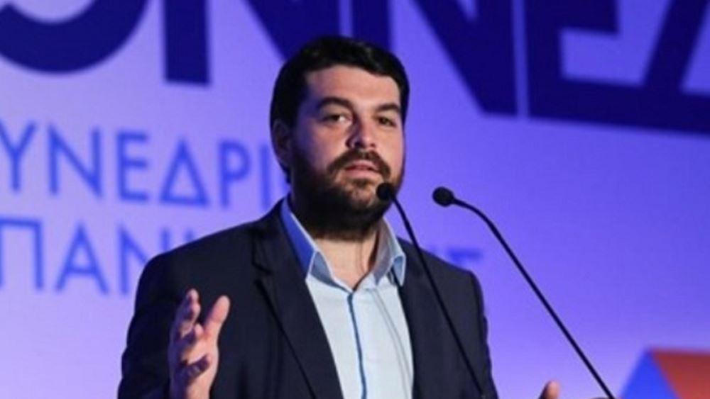 Κ. Δέρβος: Το ψηφοδέλτιο του ΣΥΡΙΖΑ γράφει πάνω Μάτι, Μάνδρα, Βόρεια Μακεδονία και μπαχαλάκηδες