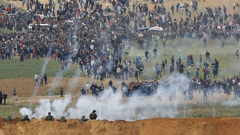 Γάζα: Δύο Παλαιστίνιοι έφηβοι νεκροί από ισραηλινά πυρά στις διαδηλώσεις της Παρασκευής