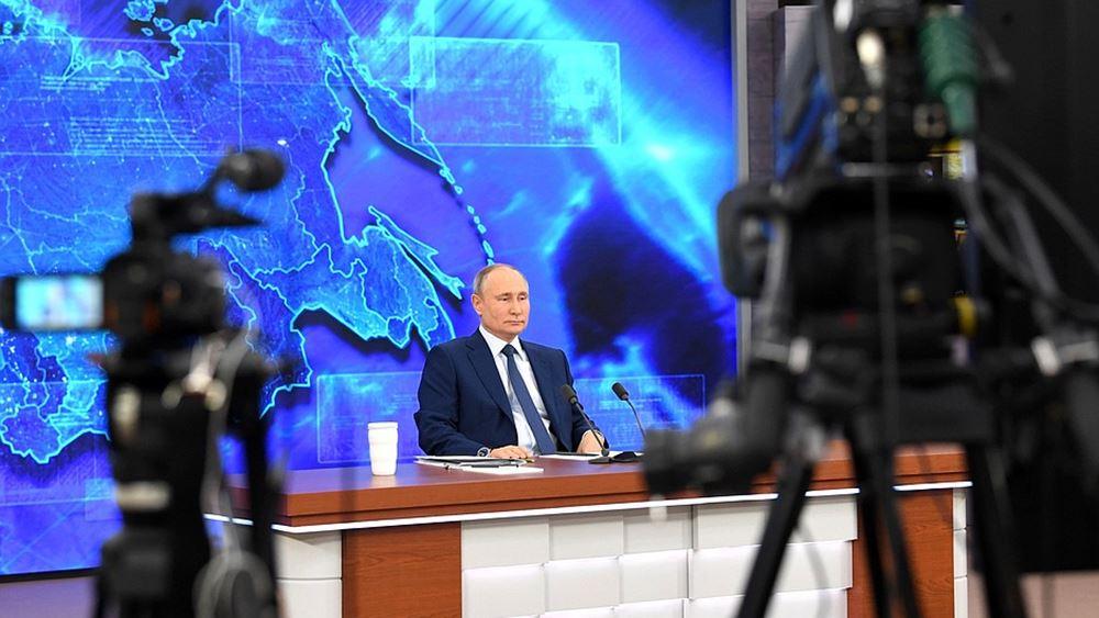 Το μήνυμα Πούτιν προς Μπάιντεν μέσω... Ερντογάν