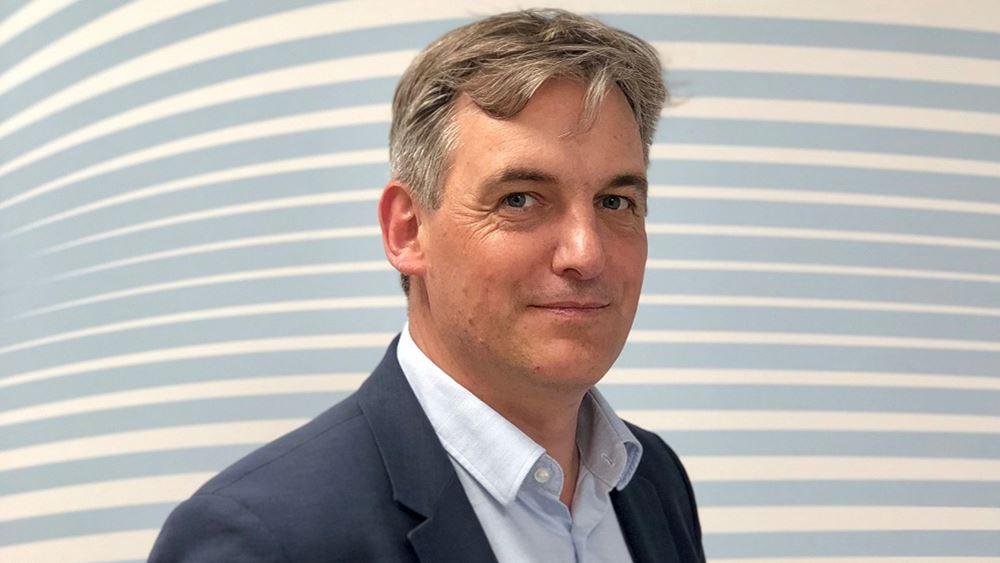 O Thierry Grauwels Οικονομικός Διευθυντής του ΔΕΣΦΑ