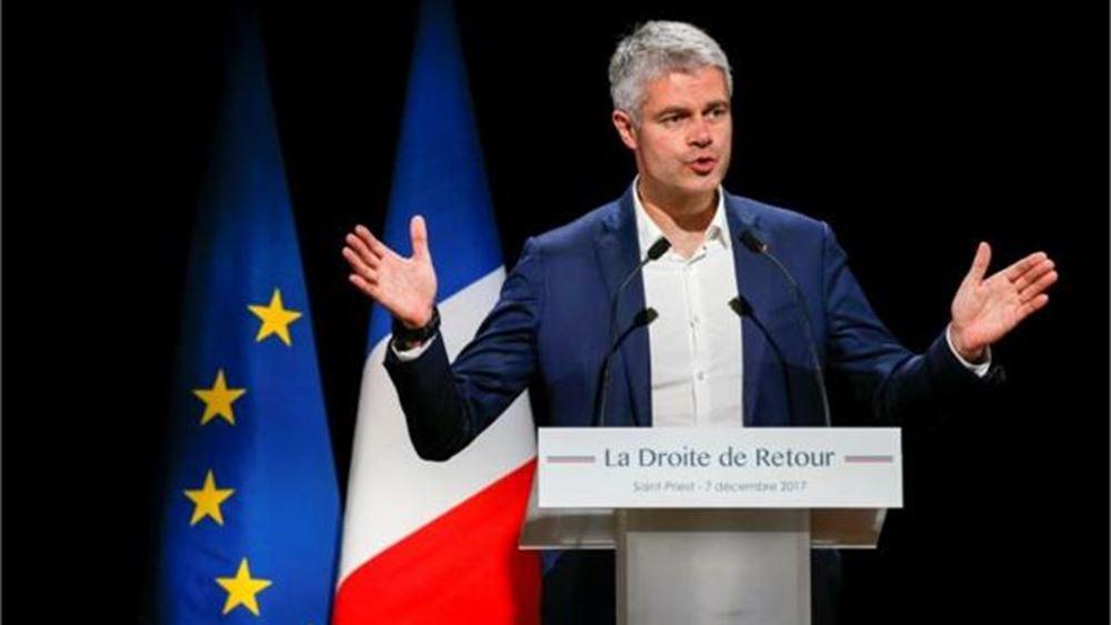 Κρίση στη γαλλική Δεξιά