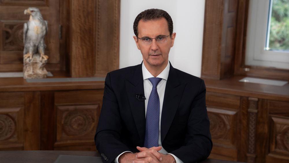 Συρία: Ο Μπασάρ αλ Άσαντ αναθέτει στον πρωθυπουργό Άρνους τον σχηματισμό νέου υπουργικού συμβουλίου