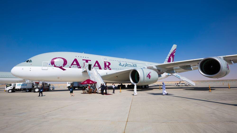 Στο 25,1% αύξησε τη συμμετοχή της στην IAG η Qatar Airways