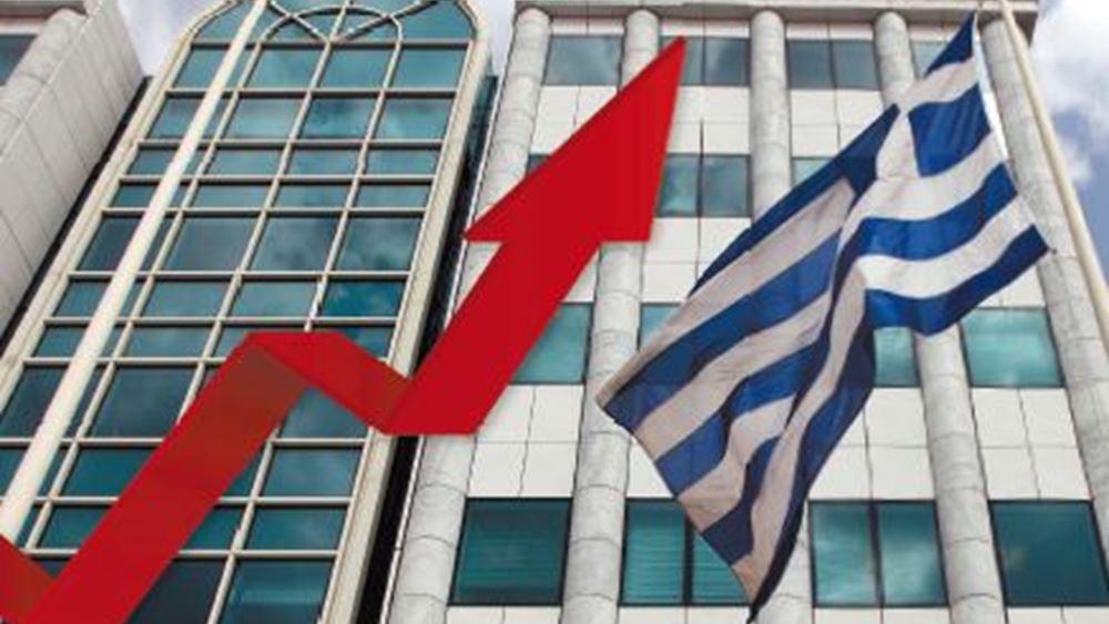 Σε υψηλά 12 μηνών και στις 800 μονάδες το Χρηματιστήριο Αθηνών