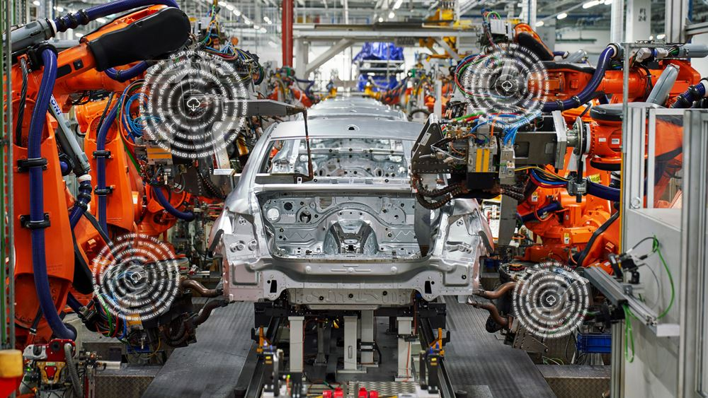 H BMW και η προληπτική συντήρηση των συστημάτων παραγωγής