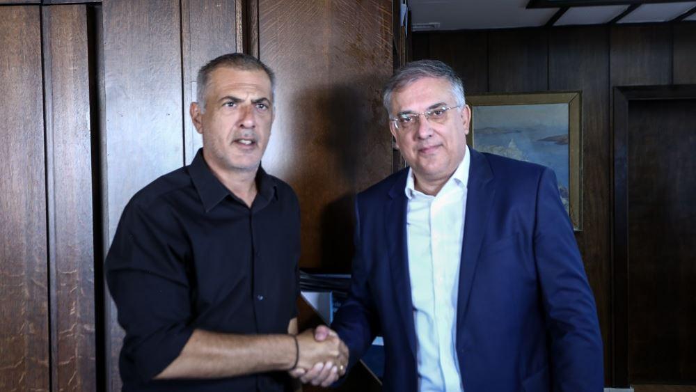 Θεοδωρικάκος: Θέλουμε ανάπτυξη του λιμανιού του Πειραιά με σεβασμό στην ποιότητα ζωής των κατοίκων