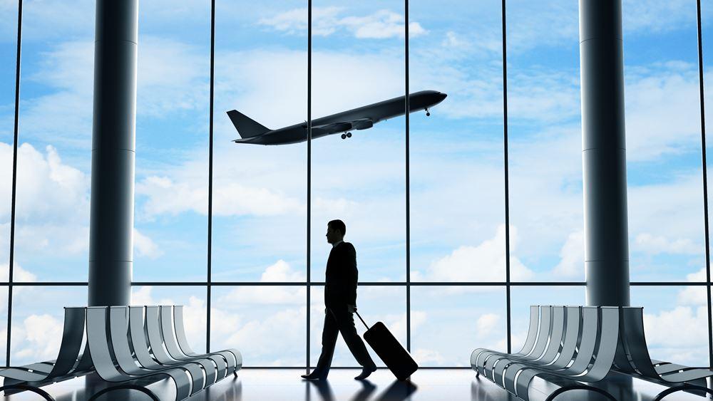 Δημοσκόπηση YouGov: Οι Ευρωπαίοι επιχειρηματίες θα μειώσουν τα αεροπορικά τους ταξίδια στη μετά covid εποχή