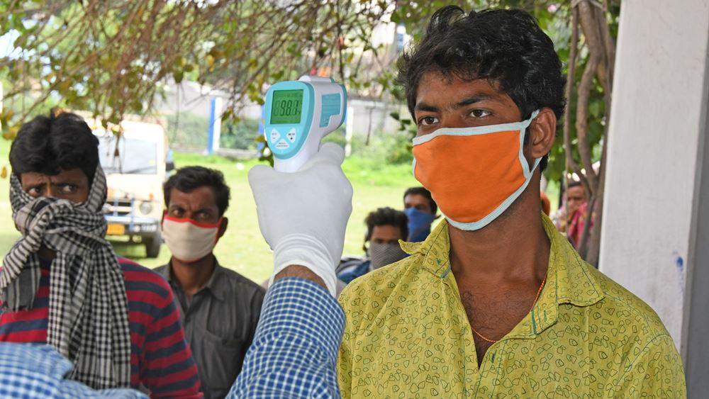 Ινδία: Τέταρτη ημέρα με περισσότερα από 400.000 κρούσματα κορονοϊού
