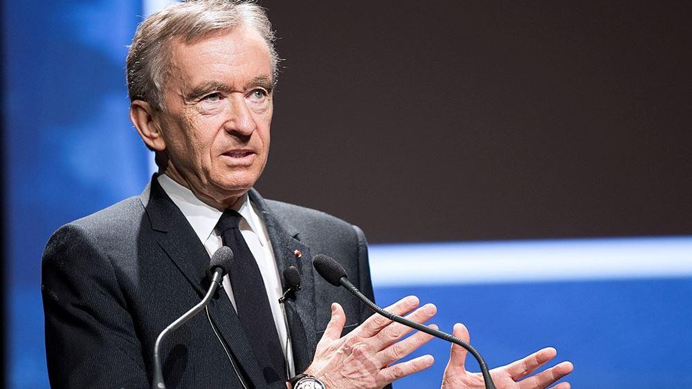 O Bernard Arnault είναι ο τελευταίος εκ των Γάλλων δισεκατομμυριούχων που επενδύουν στην Lagardere