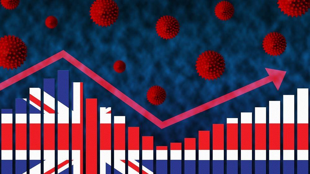Βρετανία: Σε υψηλό εξαμήνου τα κρούσματα - Έκκληση επιστημόνων να αλλάξει ρότα η κυβέρνηση