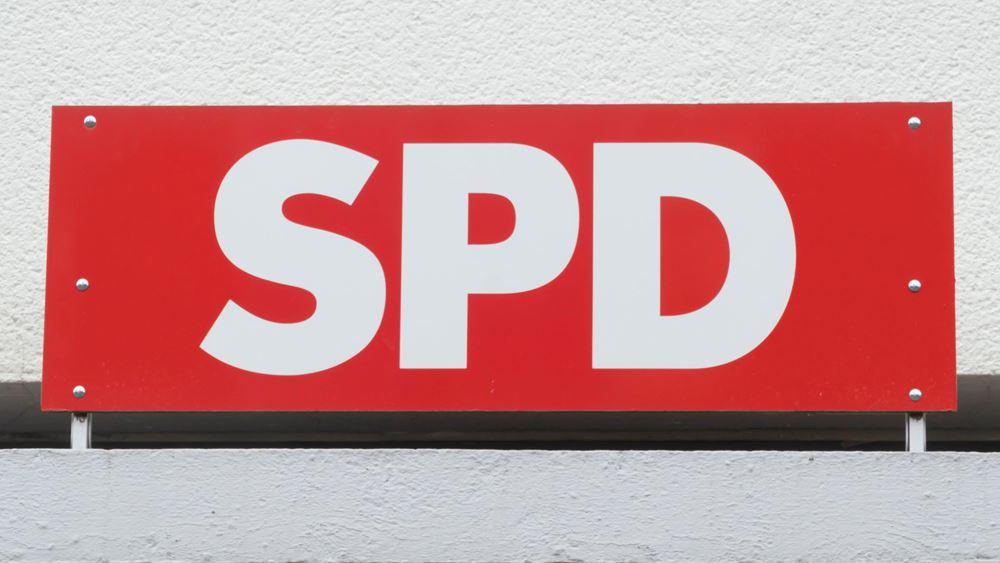 Γερμανία: To SPD φλερτάρει με το ενδεχόμενο κυβερνητικής συνεργασίας με τους Πράσινους