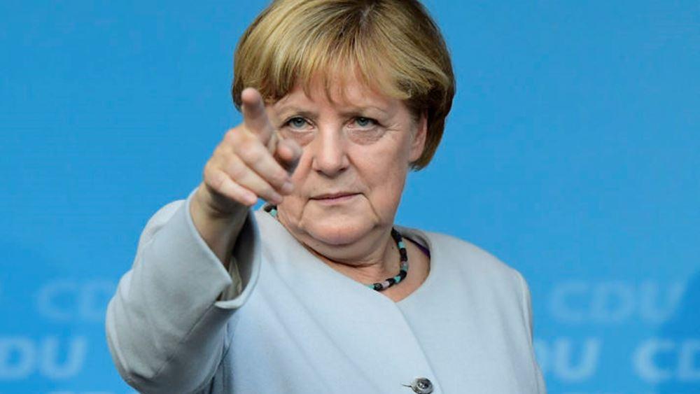 Ποιον προτιμά για διάδοχό της η Merkel