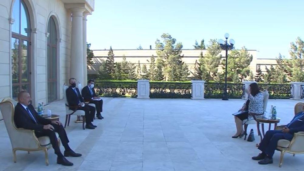 Οι σχέσεις Ελλάδας - Αζερμπαϊτζάν πρέπει να αναπτυχθούν περαιτέρω, τόνισε ο Έλληνας πρέσβης στο Μπακού