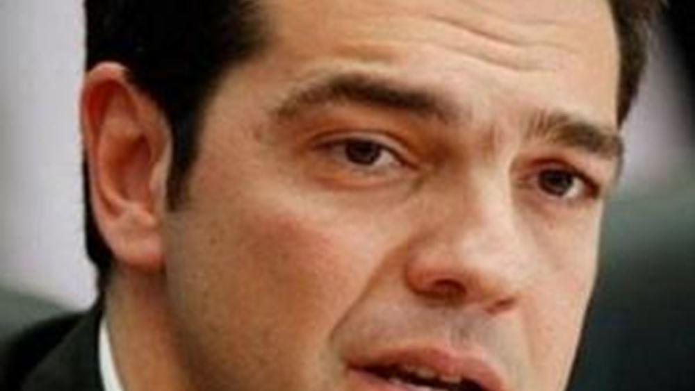 Τσίπρας στην ΠΓ ΣΥΡΙΖΑ: Αρωγοί με προτάσεις- αυστηροί κριτές αν δεν υλοποιούνται