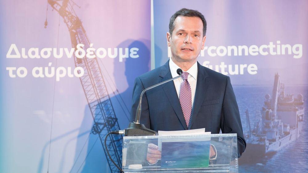 ΑΔΜΗΕ: Ολοκληρώνεται η νέα επένδυση 439 εκατ. ευρώ της διασύνδεσης των Κυκλάδων