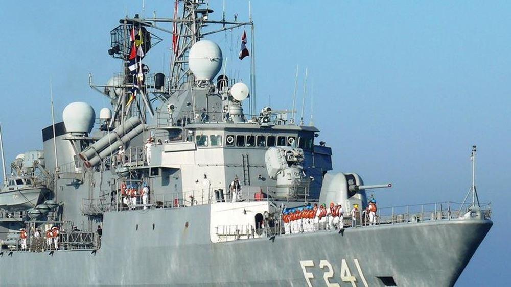 Η Τουρκία απέκλεισε περιοχή 10 ναυτικών μιλίων γύρω από το Καστελόριζο για ασκήσεις